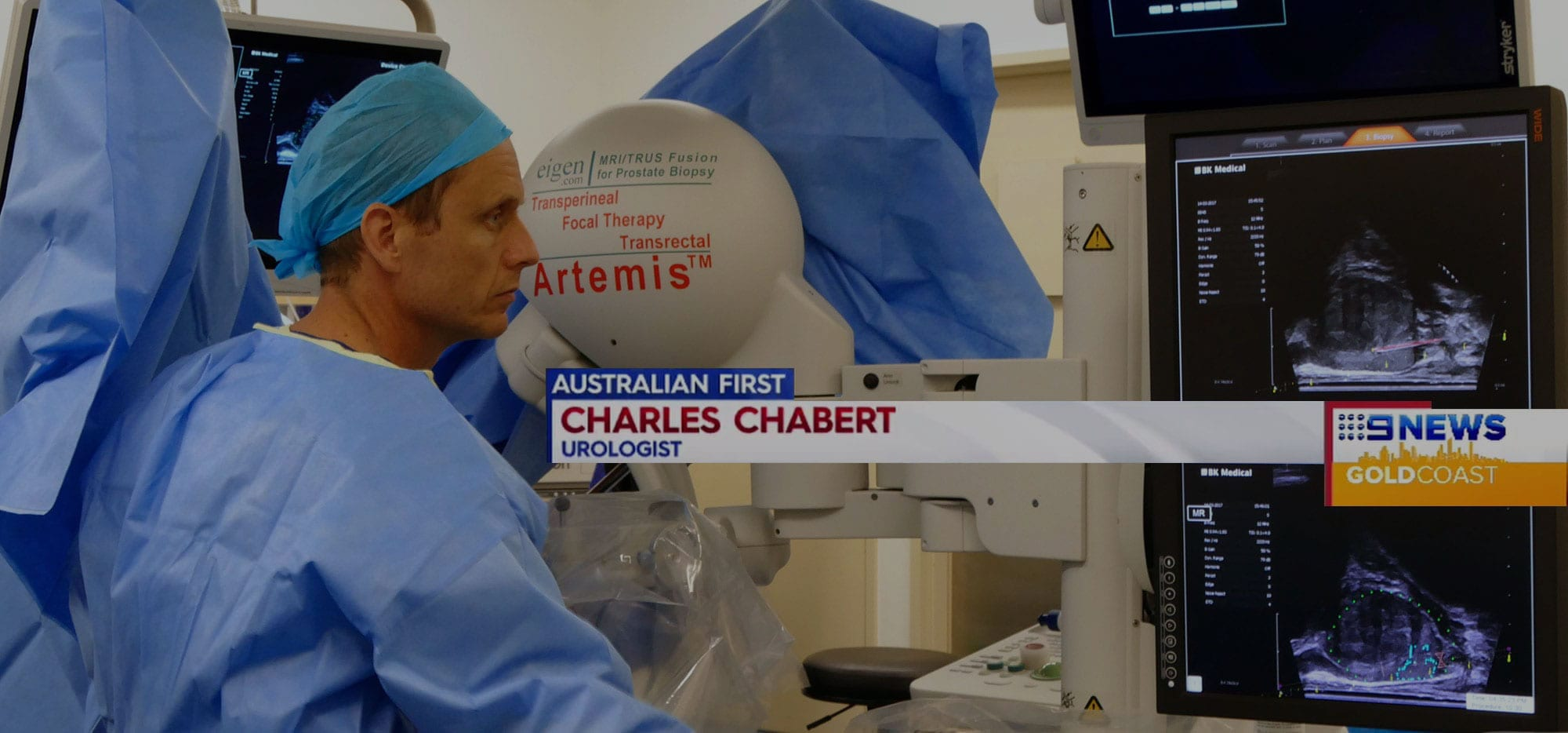 Australian-First-9News-Gold-Coast-Artemis-for-prostate-biopsies-The-Prostate-Clinic-Dr-Charles-Chabert-min