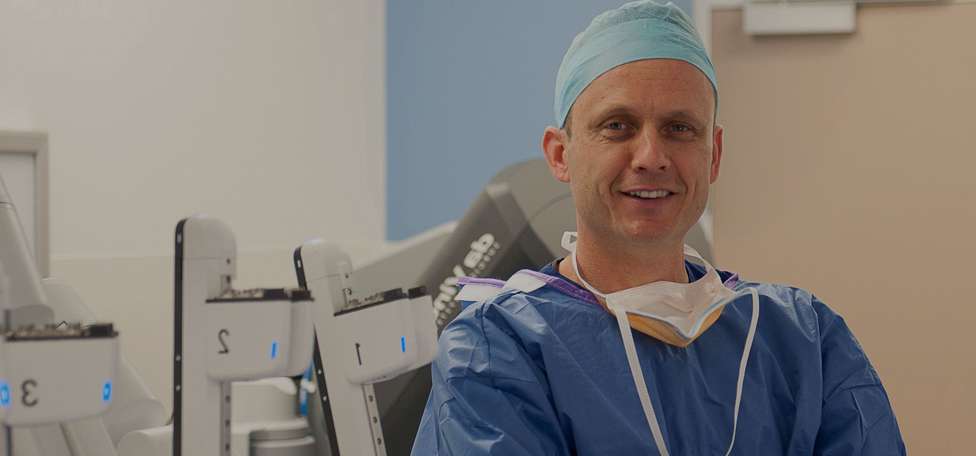 UroLift Enlarged Prostate Treatment Robotic Prostate Surgery Laser Prostate Surgery with The Prostate Clinic in Australia Dr Charles Chabert